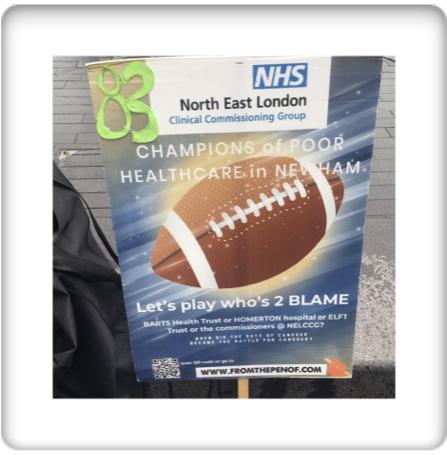 newham deserves better hewlthcare