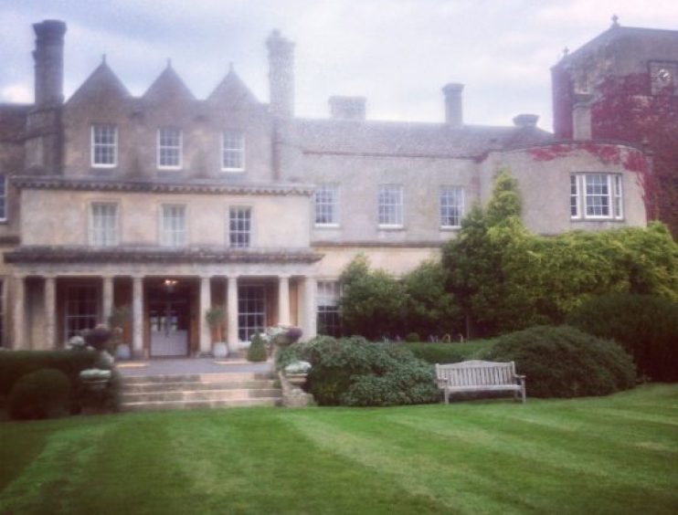 Lucknam Park, luxury hotel, costwolds, somerset, from the poolside blog