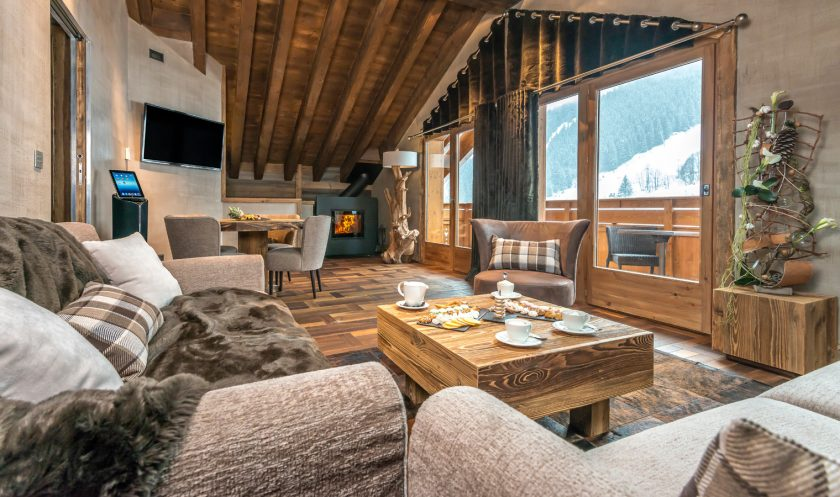 Kaila Méribel, luxury hotel, ski, From the Poolside blog on boutique hotels and chic rentals for family holidays