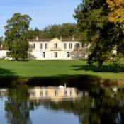 "Here is a new address near Bordeaux that looks enchanting and is sure to please people who love the classic ""Chateau"" look in France. Linked to Les Sources de Caudalie, a renowned hotel and spa in the Bordeaux region, la Chartreuse du Château le Thil opened in August 2013."