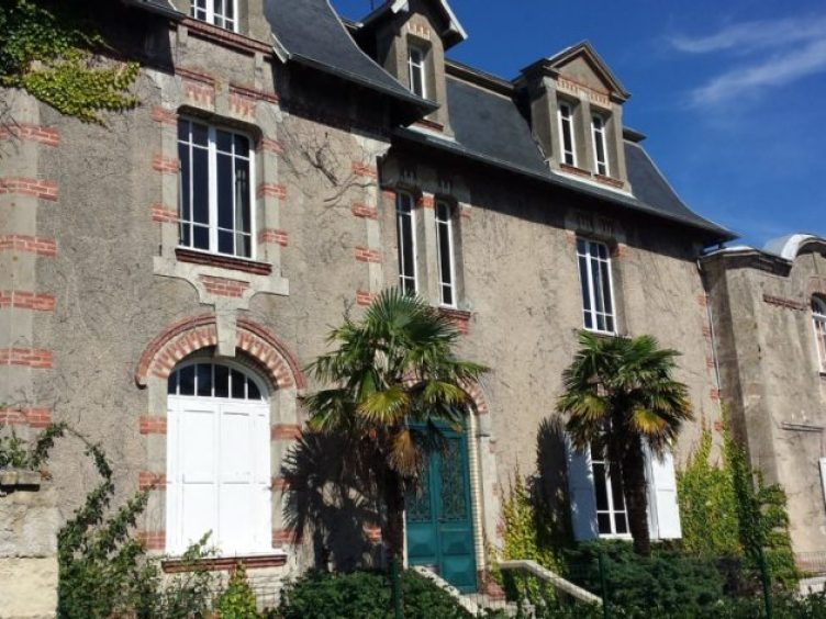 Langrune, holiday villa, normandy, from the poolside blog