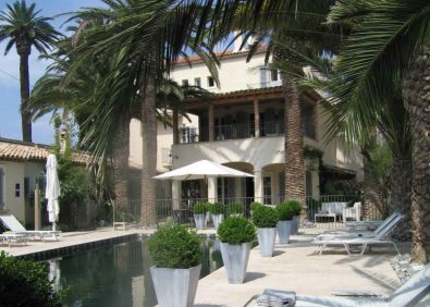 Pastis hotel, saint tropez, boutique hotel, côte d'azur, from the poolside blog, stylish family holidays
