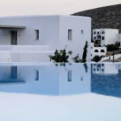Anemi hotel, Folegandros, design hotel, From the Poolside blog - stylish places for family holiday