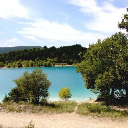 Lac Sainte Croix, Provence, Verdon, by From the Poolside blog on boutique hotels and stylish rentals for family holidays