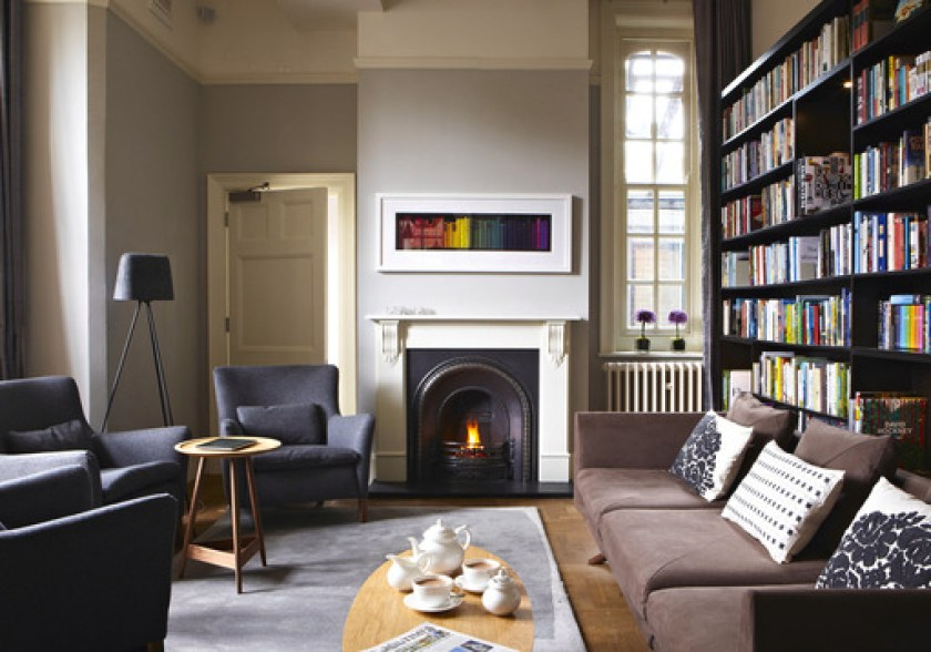 Magdalen Chapter, Exeter, boutique hotel, VIA From the Poolside blog on boutique hotels