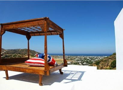 Skyros suites, Skyros, B&B, Greece, VIA From the Poolside blog on boutique hotels and sytlish rentals for family holidays