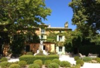 Domaine de la Baume in Provence, a luxury hotel with delicious food and amazing decor and setting. Also, the best facial I ever had !
