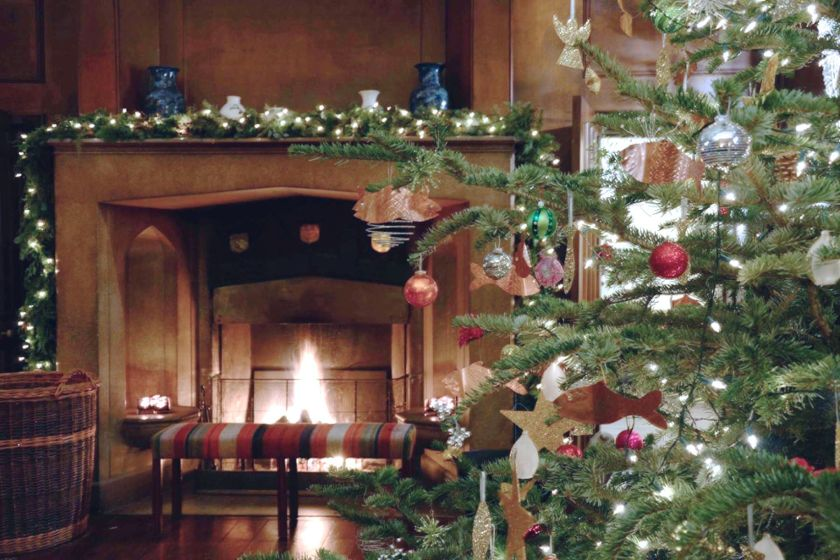 Hotel Endsleigh, beautiful boutique hotel in the Devon countryside, will offer a magical Christmas with open fires, music, movies and more...