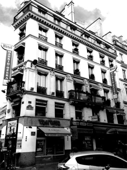 Hotel Panache, opening summer 2015 in Paris