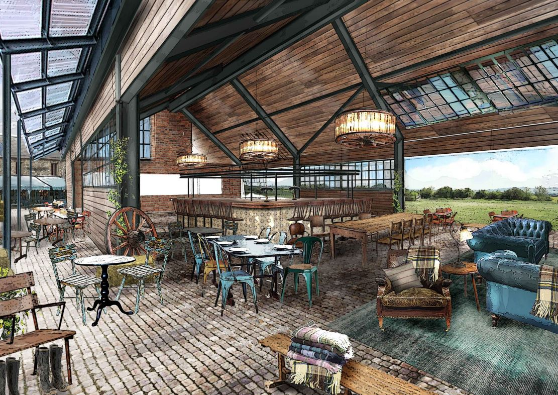 Soho Farmhouse By House Finally Some Images Of The