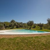 "When I posted a teaser of Casas Caiadas yesterday, I had a few people saying ""wow"" about the pool. I must admit that it is quite a fab pool, with a beach like entry which would be perfect with little ones..."