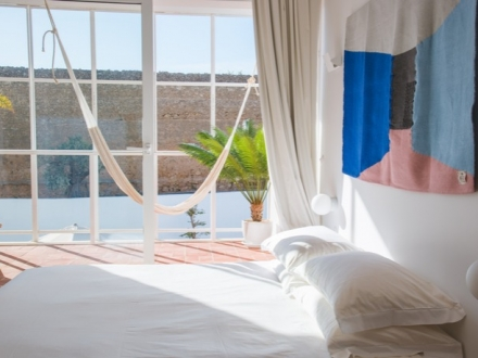 Casa Mae, a new boutique B&B in Lagos, Portugal. ONe of the new boutique hotel openings of 2016.