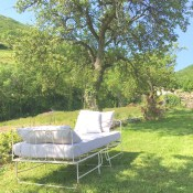 Hopefully by now, all of you have found your summer holiday accommodation.  Nice houses to rent need to be booked a long time in advance.   So that you are prepared for next year, here is a lovely gite in Ardèche, called Maison Craux.