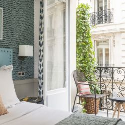 How to enjoy Paris by staying at two new stylish hotels very well located.  Read for more information about family stays and photos.