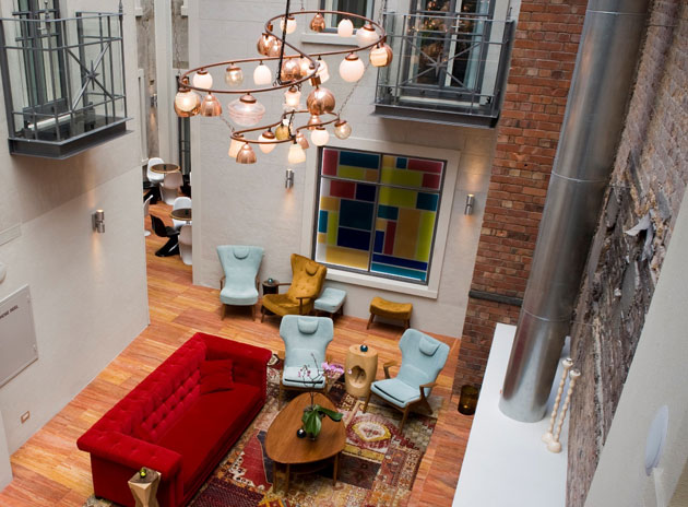 Hotel deBrett, Auckland in New Zealand, one of the happiest countries in the world. Read the blog post to find out which other countries are in the list