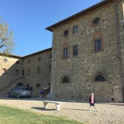 My friend Mayssa took the time to send us a review and photos of this lovely agriturismo in the Chianti region.