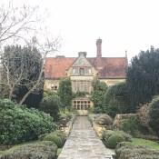 As I mentioned before, this year is a big birthday for me and Mr Bigg had very kindly booked a surprise weekend at Belmond Le Manoir.