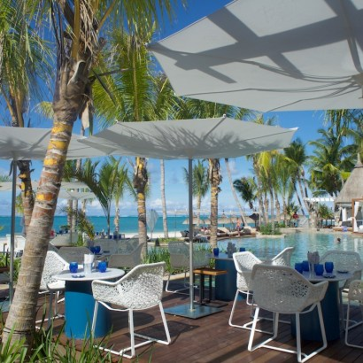 One&Only Le Saint Geran review of the food, breakfast and restaurants and the snacks on the beach. Read the full report to discover all the options.