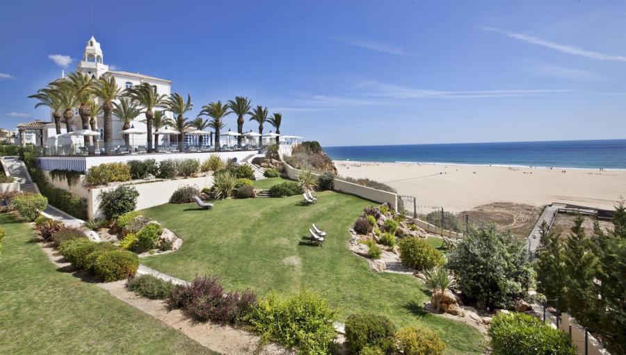 Portugal beach hotels with heated pool: Bela Vista in Algarve