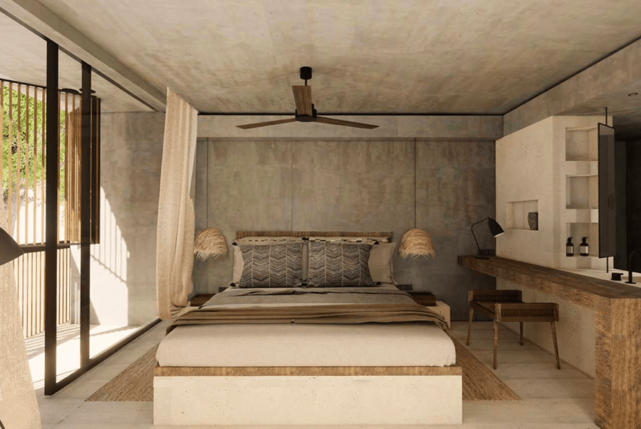 Casa Cook Ibiza, one of the new boutique hotels with pools opening in 2019. Full list in this post