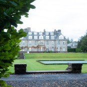 After our stay at KilieHuntly house, we had a wonderful road trip around the West highlands. The scenery was just totally amazing. We then made our way down to the Gleneagles hotel, which is very, very famous but I didn't know exactly what to expect.