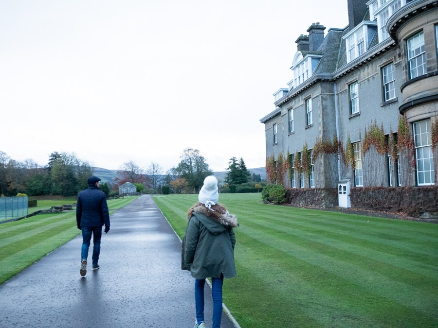 A full hotel review of 5 stars luxury Scotland hotel, Gleneagles hotel. Hotel with spa and indoor heated pools.