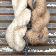 113m each - £15 for both 2 skeins softest baby Camel DK -