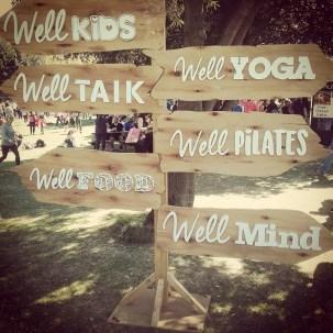 WellFest Directions