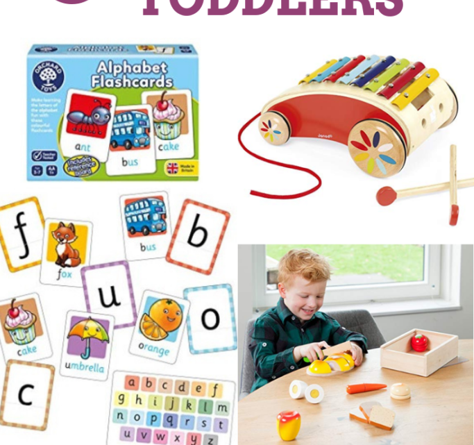 The Shopping List: 8 Great Gifts for Toddlers
