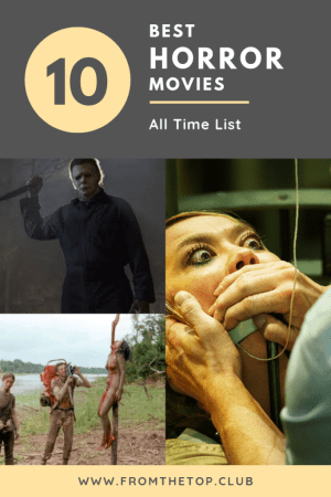 Best Horror Movies All Time List