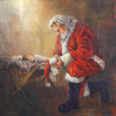 santa-with-jesus