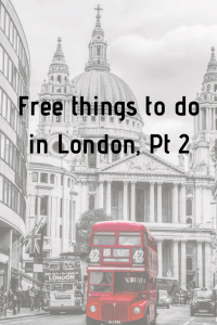 Copy of Copy of 25 Free things to do in London 200x300 - Free things to do in London, England, part 2