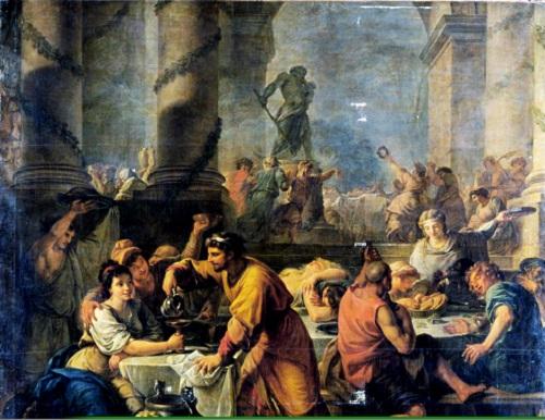 Saturnalia - The Origins of Christmas Traditions