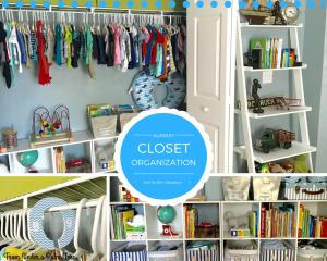 baby | nursery | baby organization | nursery organization | best way to organize baby's closet | nursery organization | cube organization |