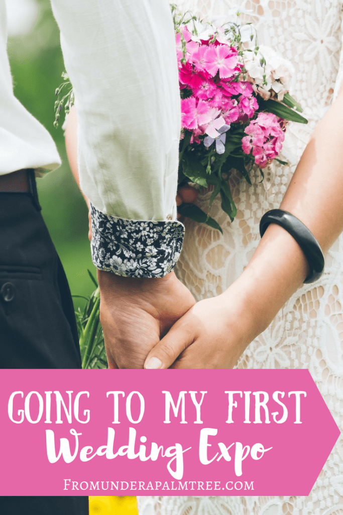 What to expect when going a wedding expo | What's a wedding expo? | How to prepare for a wedding expo | wedding | bridal | bride to be | bride | bridal squad | wedding | getting married | marriage | wedding expo |