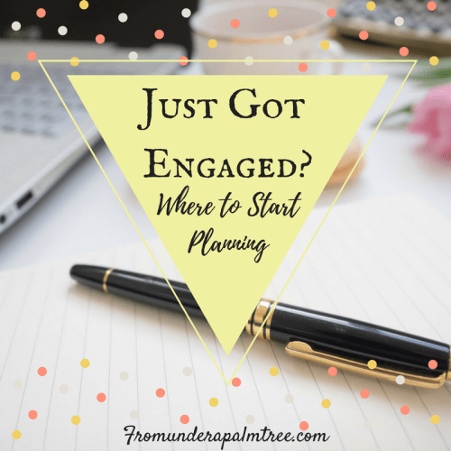 Just Got Engaged? Where to Start Planning
