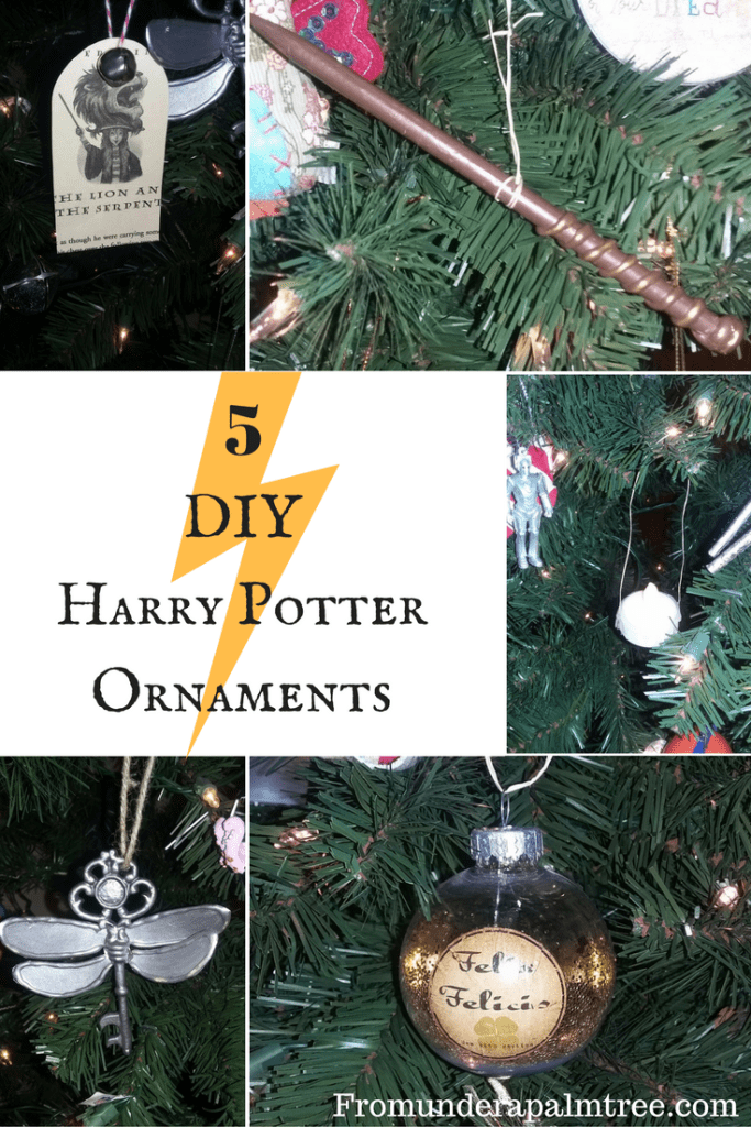 How to make Harry Potter ornaments | DIY Harry Potter Ornaments | DIY Harry Potter | Harry Potter Christmas Ornaments | DIY Harry Potter Christmas ornaments | DIY Harry Potter Wand | DIY Harry Potter flying key | DIY harry potter floating candle | DIY | crafts | DIY ornaments | Harry Potter Ornaments |