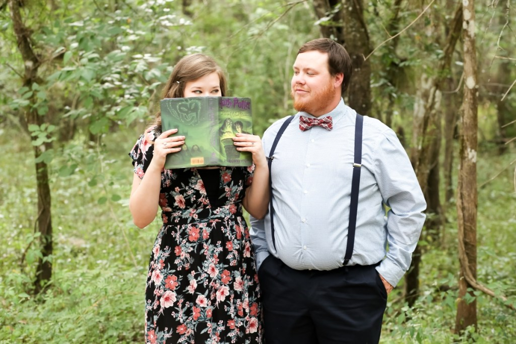 Nerd Engagement Photos by From Under a Palm Tree