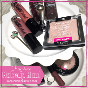 Drugstore Makeup Haul