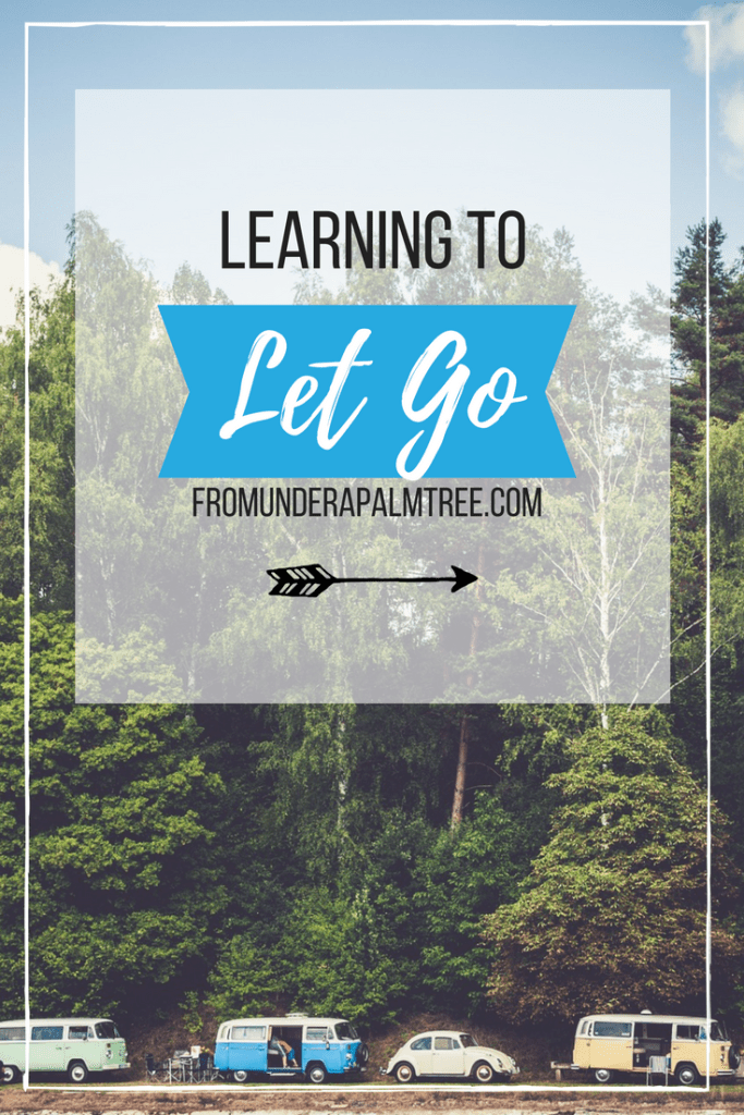 Learning to Let Go | Minimalism | Organization | Letting Go | Decluttering | Mental Health | Van life | moving on | Life style |