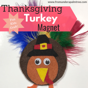 turkey craft | easy turkey craft | turkey crafts | turkey crafts for kids | easy turkey crafts | holiday crafts | turkey activity | DIY | DIY crafts | DIY turkey crafts | letter t crafts for kids | letter t crafts for preschooler | thanksgiving craft for preschooler | thanksgiving craft for toddler | turkey magnet | DIY magnet | DIY holiday magnet | kids DIY | toddler DIY project | easy DIY | Thanksgiving hostess gift | DIY felt crafts | felt craft |