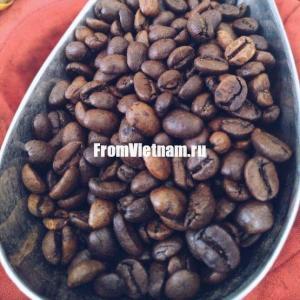 Кофе Лювак 50% в зернах 200г