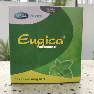 Eugica 100 мягких капсул