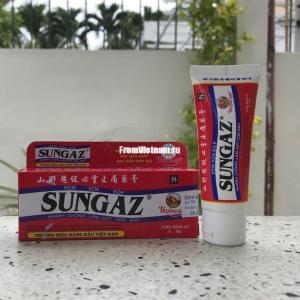 Обезболивающий крем Sungaz (Сангаз) 30г