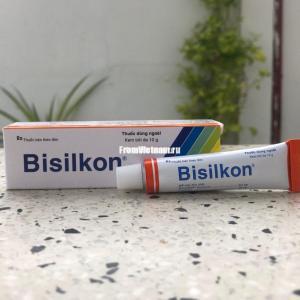 Bisilkon (Бисилкон) крем от кожных заболеваний 10г
