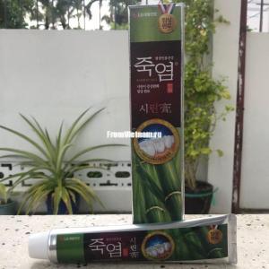 Зубная паста LG с Бамбуковой солью 140г