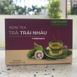 Чай из Нони 100% Dakmark 20 пакетиков