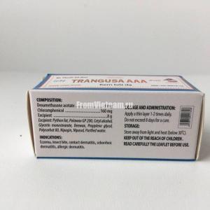 Trangusa AAA (Аналог Trangala) мазь-крем от угревой сыпи 8г
