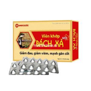 Bach Xa капсулы от болей в суставах со змеиным ядом 30 капсул