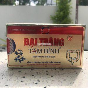 Dai Trang Tam Binh препарат для лечения ЖКТ 60 капсул